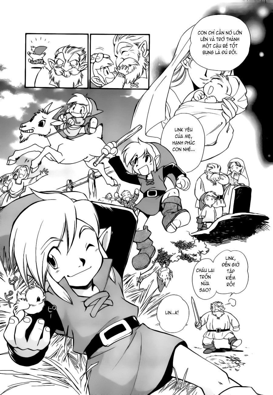 Legend of Zelda: Oracle of Seasons chap 001 trang 13