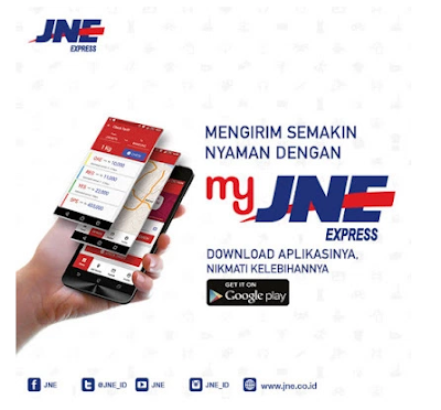 review aplikasi My JNE