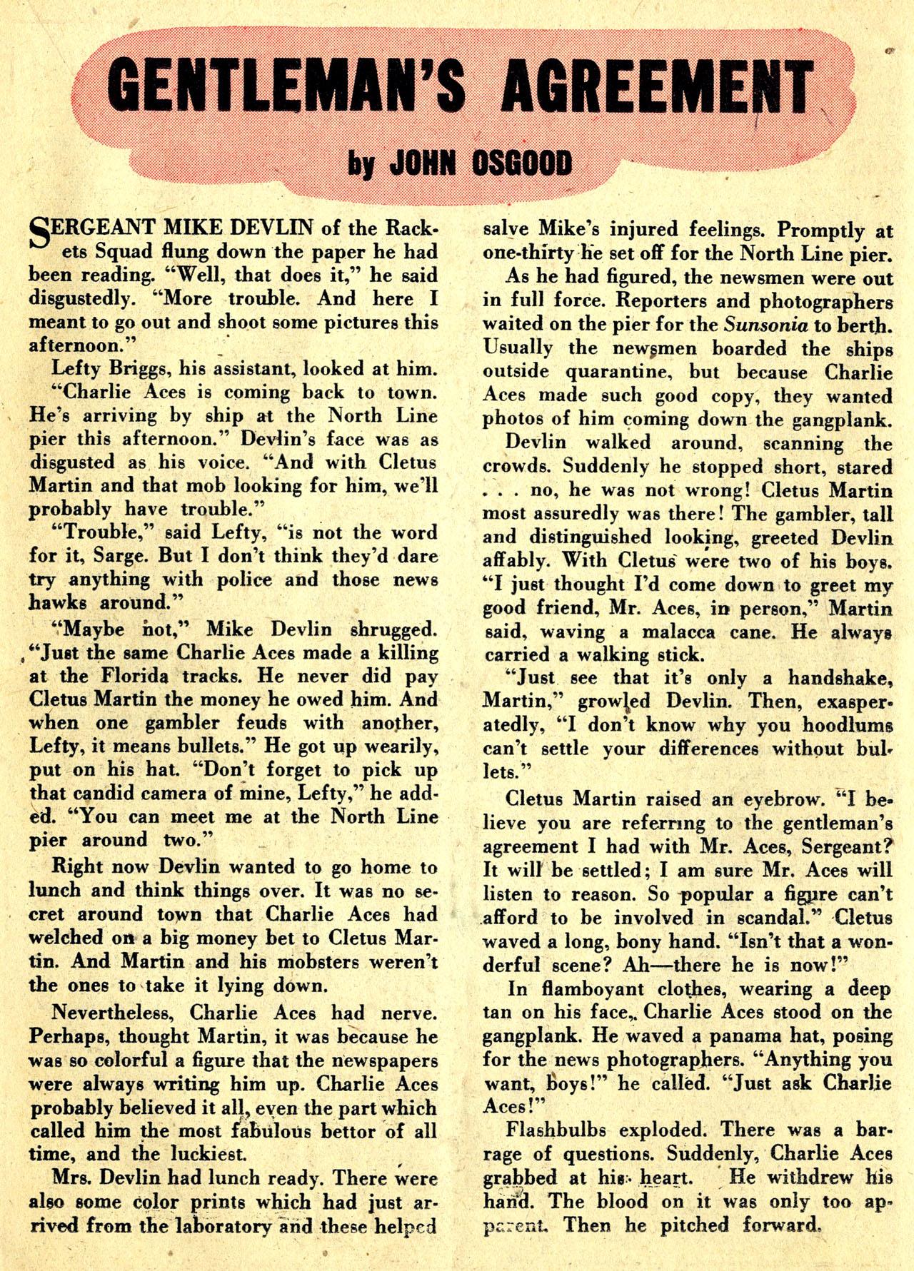 Read online Detective Comics (1937) comic -  Issue #119 - 35