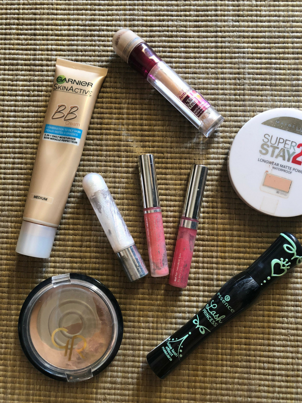 Empties #3: Sharing my thoughts on every (almost) beauty product that I've tried to the last drop recently | Ioanna's Notebook