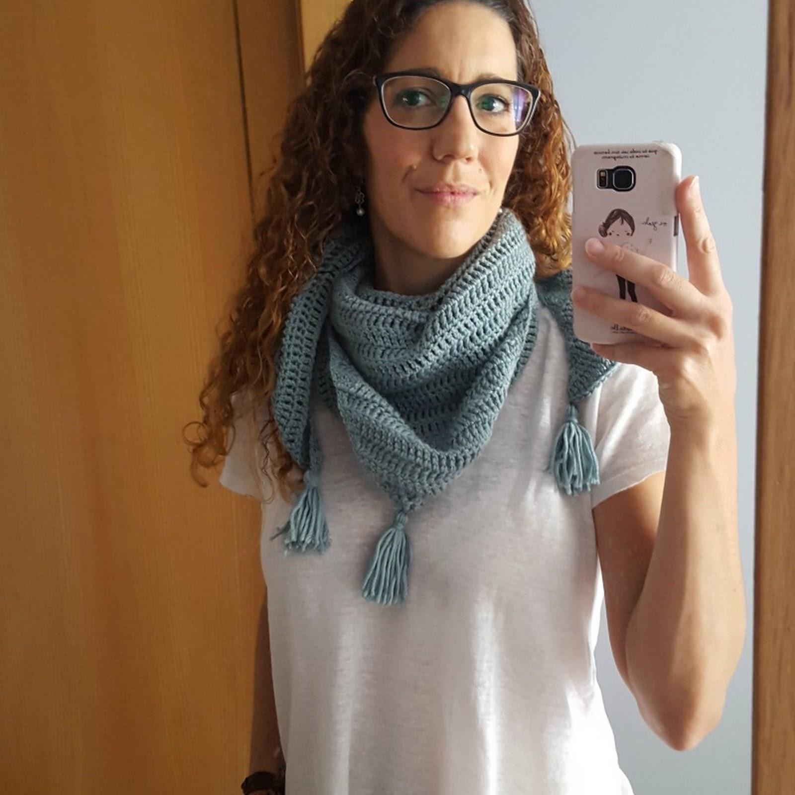 Chal de crochet
