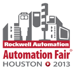 Rockwell Automation - Automation Fair - Houston 2013
