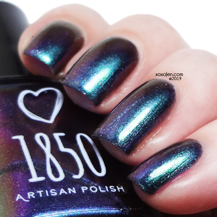 xoxoJen's swatch of 1850 Artisan Supercal