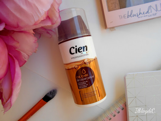 Il blog di C.: Review. Cien, Oil care BB Cream per capelli.