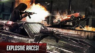 Death Race: Shooting Cars Mod