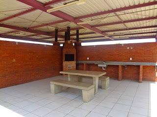 Parque Jacuí - Área de piquenique