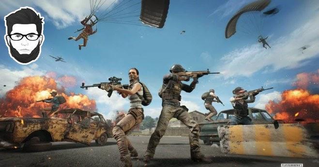 Pubg Playerunknowns Battlegrounds Background 33: ريسكين العرب