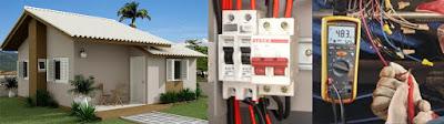 Serviços de Elétrica Residêncial,Comercial e Predial em Salvador-Ba