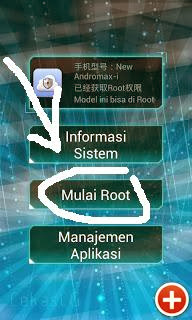 Cara Root Semua ANDROID tanpa PC