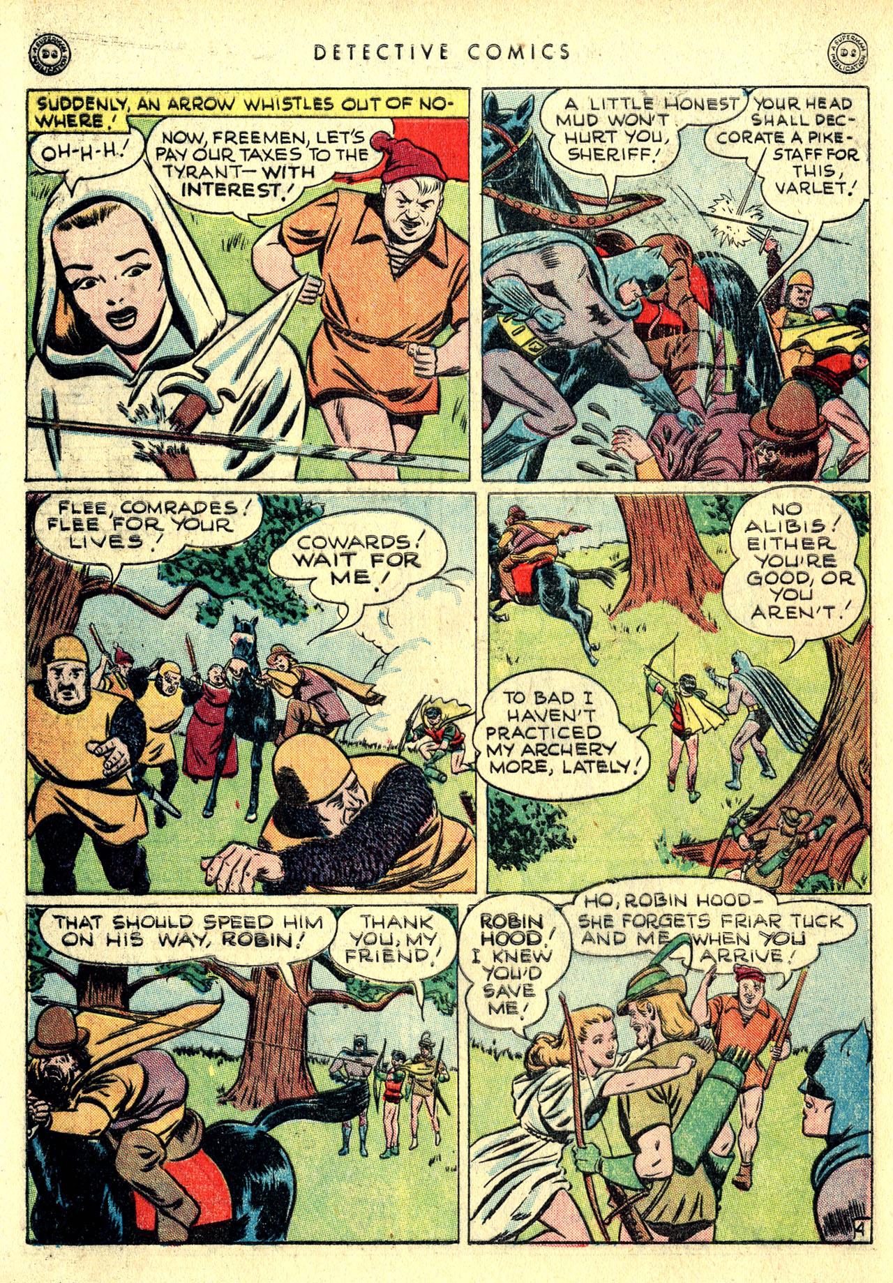 Read online Detective Comics (1937) comic -  Issue #116 - 6