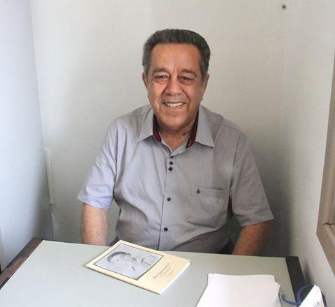 """IGUAPENSE JOÃO DE SOUZA MACHADO LANÇA NO SÁBADO 5/11  O LIVRO DE MEMÓRIAS """"POR QUE CRESCI- O GUAVIRUVENSE"""""""