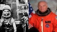 Από την Αγιασο της Λέσβο ο ιστορικός αστροναύτης των ΗΠΑ Τζον Γκλεν- Μια απίστευτη ιστορία αποκαλύπτει ένας 89χρονος
