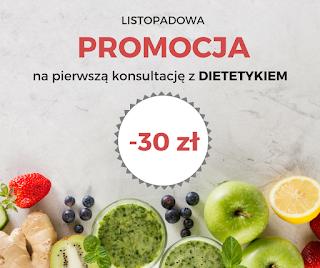 dobry dietetyk w Warszawie - promocja usług dietetycznych