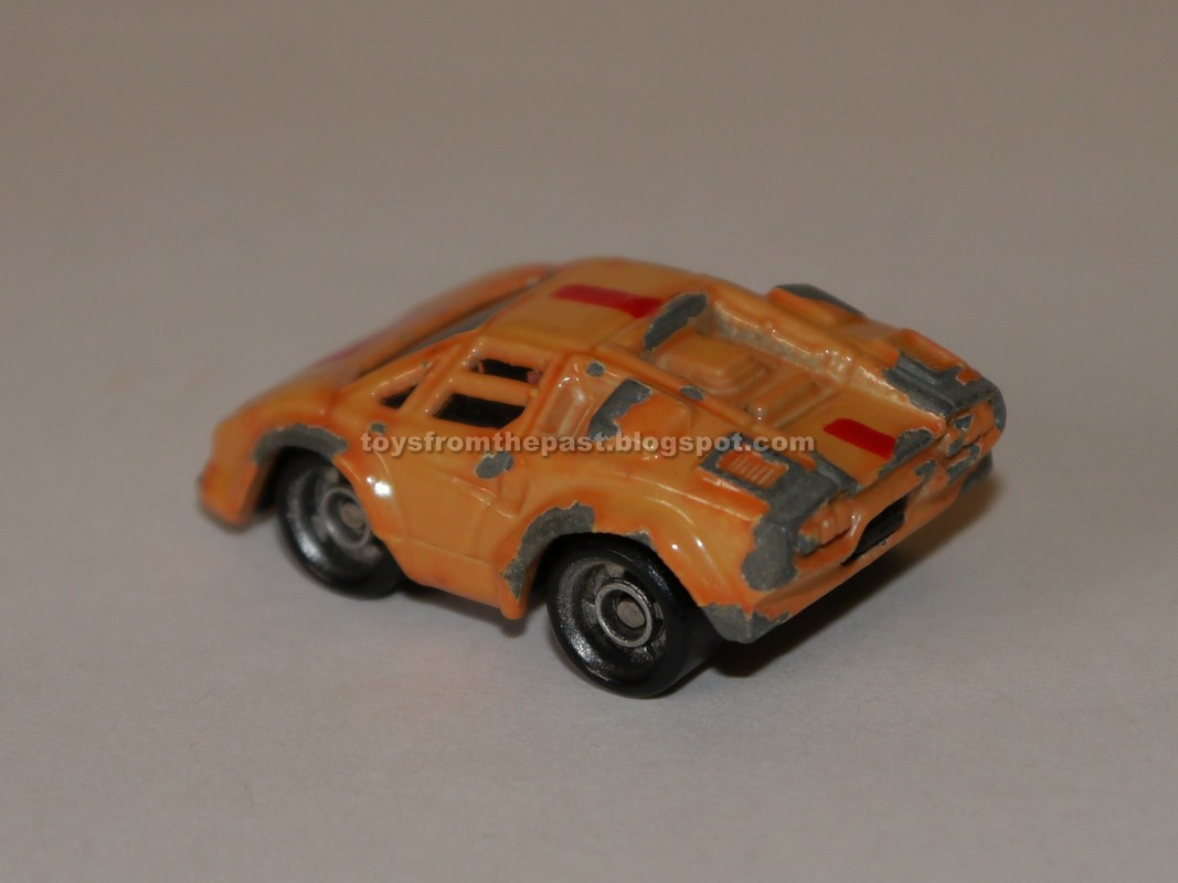 Toys From The Past 669 Mc Toy Lamborghini Countach And Ferrari