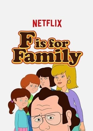 F Is for Family - 1ª Temporada Torrent 720p / HD / WEBrip Download