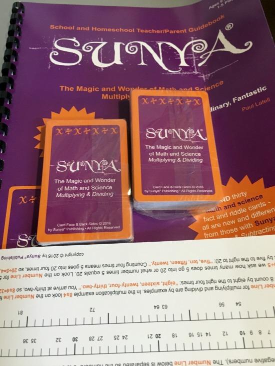 Sunya math practice