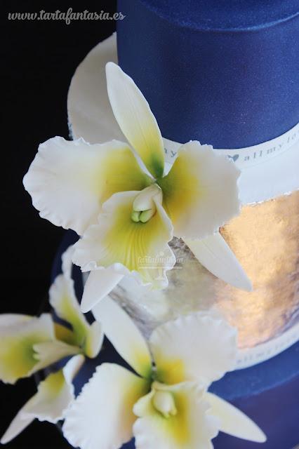 Orquídeas de azúcar