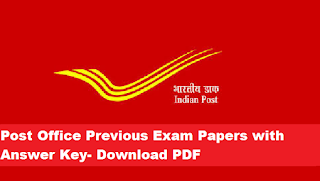 POST MTS PREVIOUS YEAR PAPER WITH SOLUTION