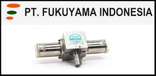 Info Lowongan Kerja Operator Produksi PT Fukuyama Indonesia Ciampel Karawang