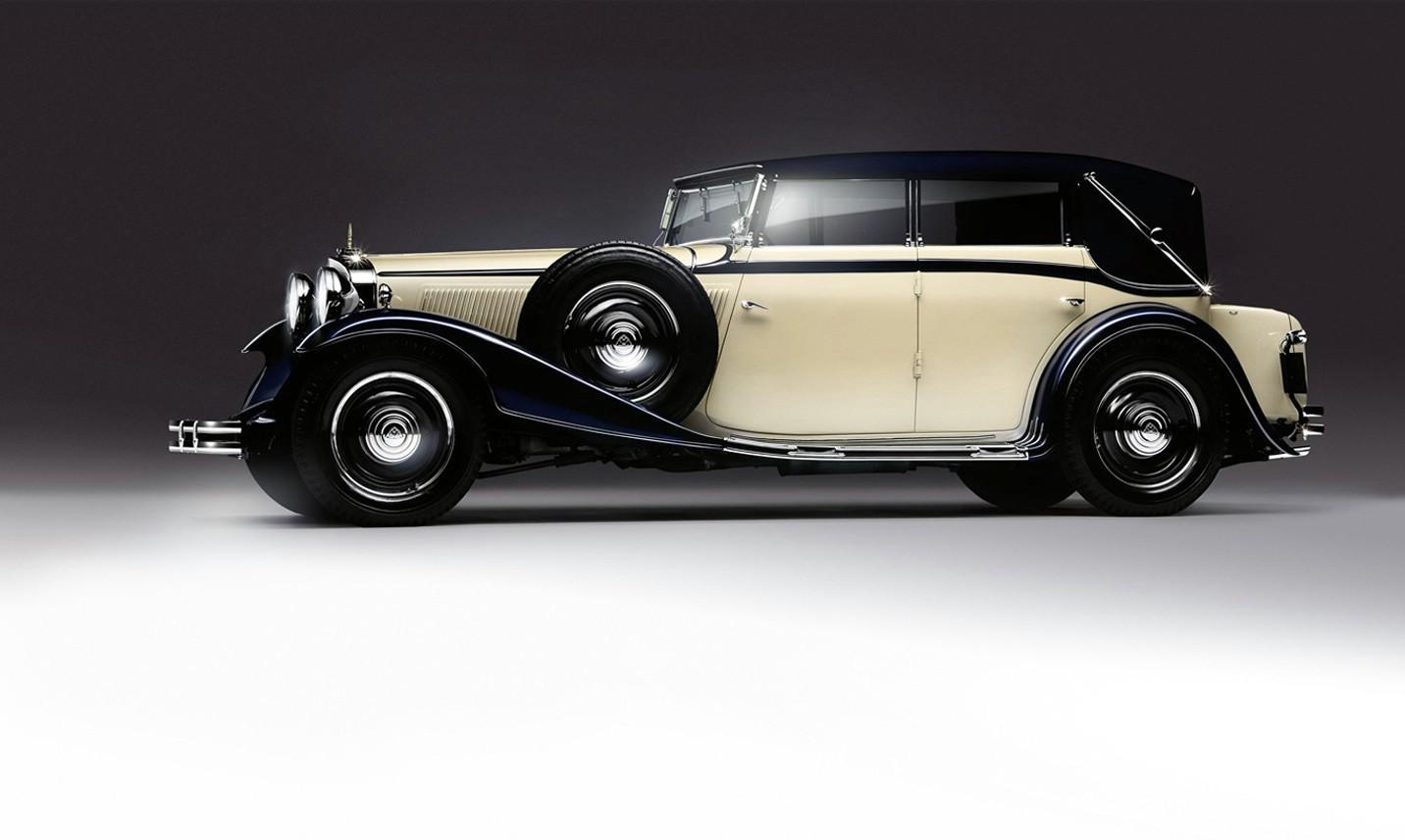 vintage car s 9