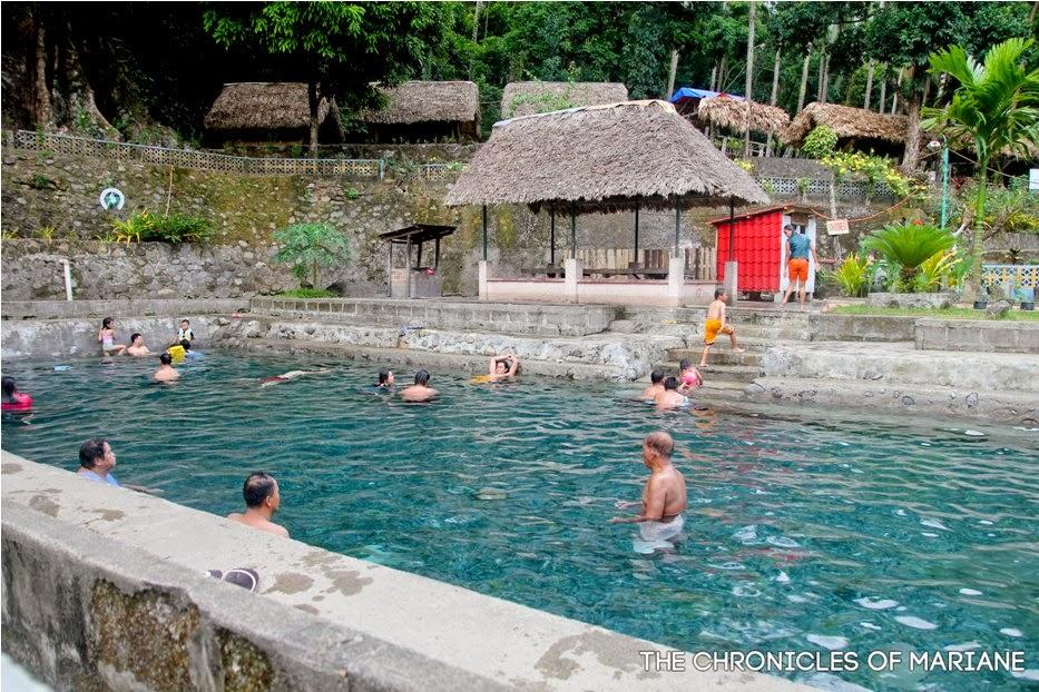 Irosin Hot Springs sorsogon