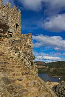Visitar Peña García Entrada Castillo Templario