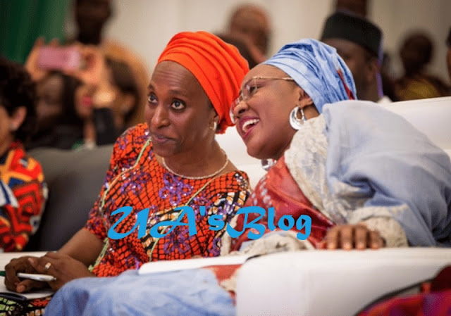 Buhari Appoints Aisha, Osinbajo's Wife As Members Of Drug Abuse Committee