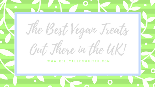 The Best Vegan Treats Out There in the UK! | Kelly Allen Writer
