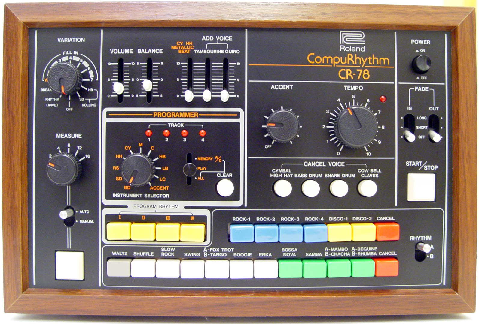 jondent exploring electronic music roland compurhythm cr 800 drum machine. Black Bedroom Furniture Sets. Home Design Ideas