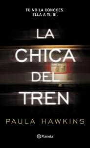 Número 9. La Chica del tren. Libreria Cilsa. Alicante.