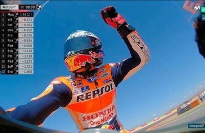 Hasil Lengkap Kualifikasi MotoGP Aragon, Spanyol 2016