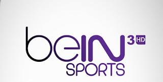التردد الجديد لقناة بي ان سبورت اتش دي 3... تردد قناة beIN Sport HD3 على النايل سات 2018