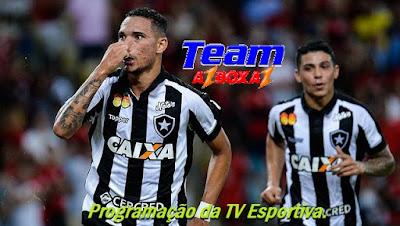 Programação da TV Esportiva ''Quinta'' 16/08/18