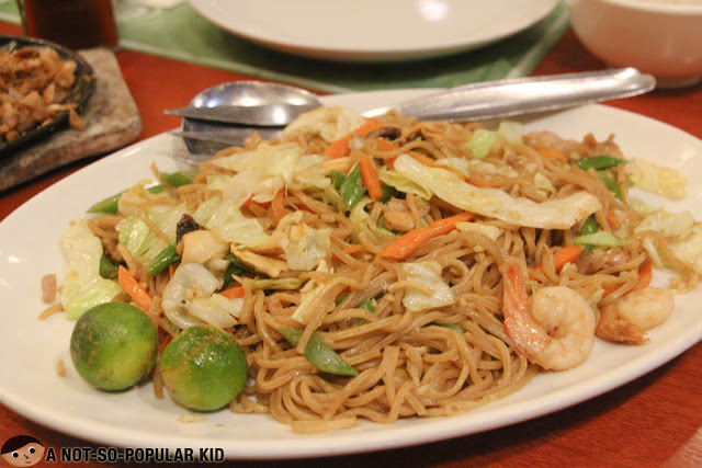 Pancit Dencio - Filipino Food