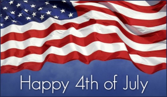 Happy 4th July 2016 SMS Greetings Wishes | Independence Day USA Cards