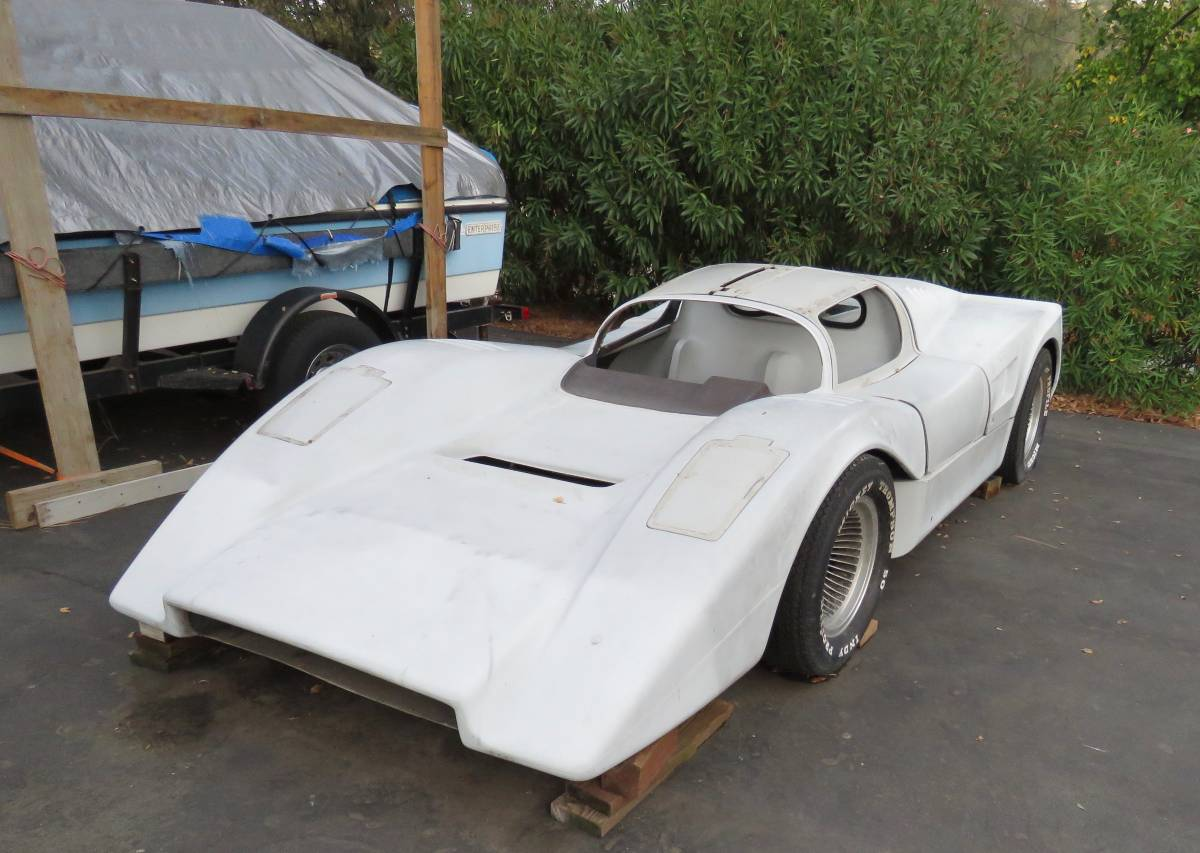 Daily Turismo: Some Assembly Required: 1974 Manta Mirage