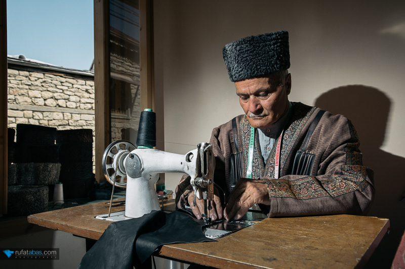 Lahij's Craftsman Portraits | Rufat Abas Photography