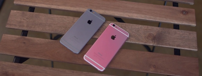 "Bizarre! China already sells ""iPhone 6S"" in pink [video]"