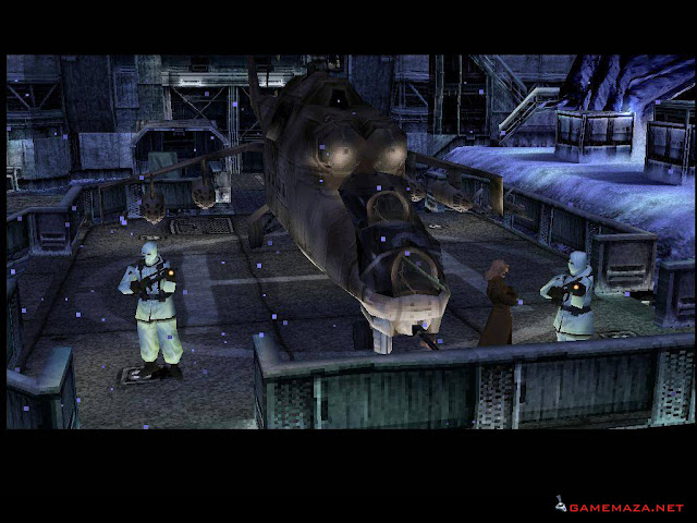 Metal Gear Solid 1 Gameplay Screenshot 1