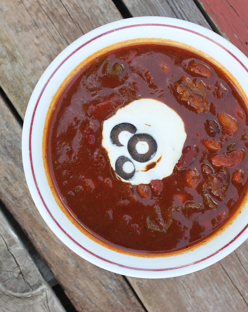 See how a simple chili can make a back-to-school meal special!