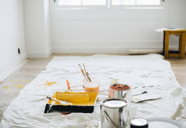 Darmowe próbki farb do ścian i bezpłatne karty kolorów