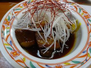松江の旬菜郷土料理 一隆の大山ルビーの角煮