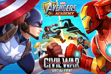 Marvels Avenger Academy Mod Apk V1.0.45 Terbaru