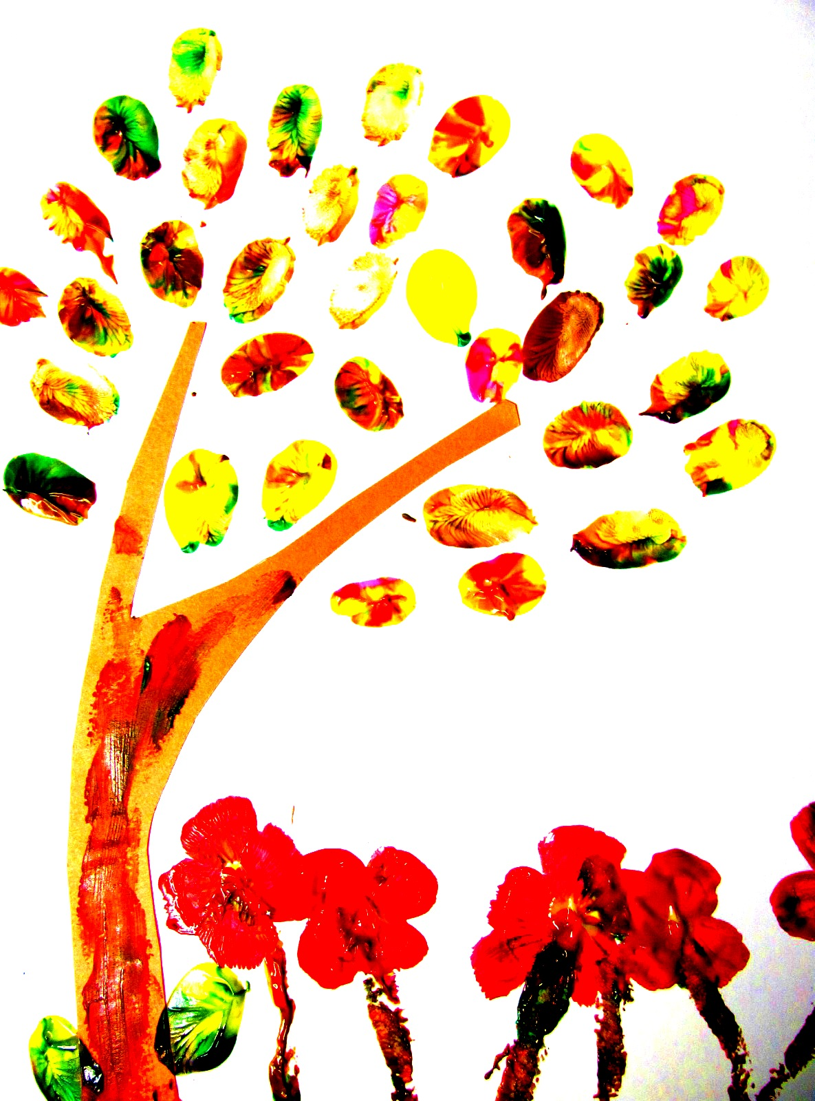 Colormehappy Colorful Fall Fun Art And Craft Ideas