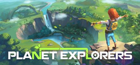 Baixar Planet Explorers (PC) 2016 + Crack