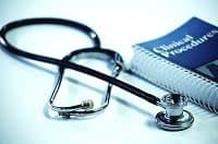 Stetoscopio per la salute del cuore
