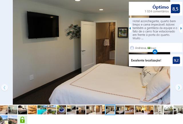 Hotel Franciscan Inn & Suites para ficar em Santa Bárbara
