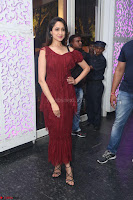 Pragya Jaiswal in Stunnign Deep neck Designer Maroon Dress at Nakshatram music launch ~ CelebesNext Celebrities Galleries 068.JPG