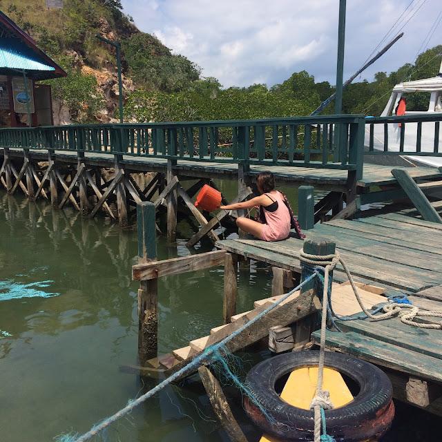 loh buaya- Pulau Rinca