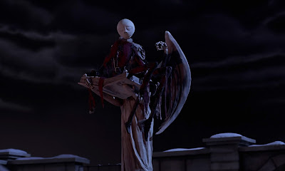 Christ in the Nightmare Before Christmas